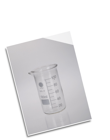 High Wall Beaker 400ml