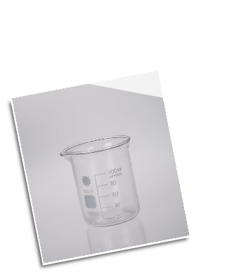 Low Wall Beaker 250ml