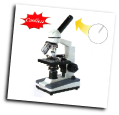 Cordless Advanced Student Microscope