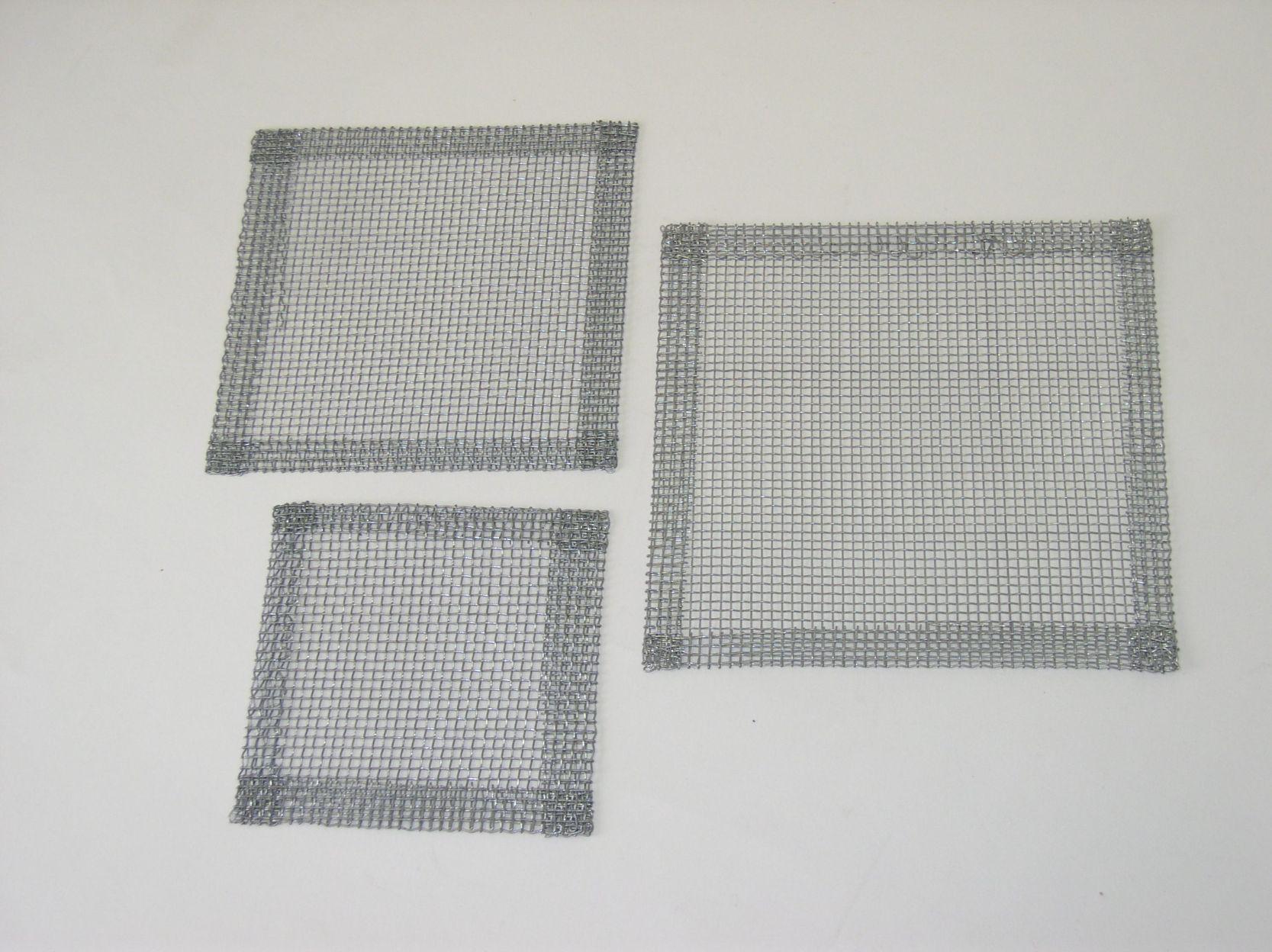 Plain Wire Gauzes